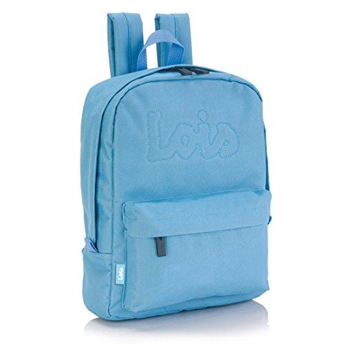 Mochila lois color azul
