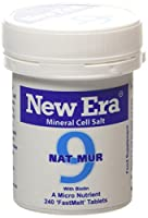 New Era Number 9 Nat. Mur. Tablets - Pack of 240