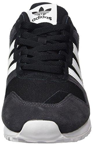the best attitude 2609b 13416 adidas ZX 700, Scarpe da Ginnastica Basse Unisex-Adulto Nero (Core Black   ...
