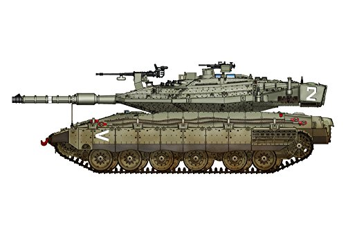 """Hobby Boss 82915 – Modellbausatz """"Israeli Merkava Mk IV"""""""