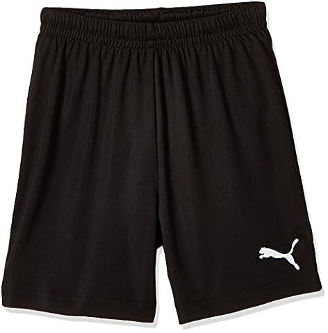 Puma Jungen Fußballshorts Velize, black, 176, 701895