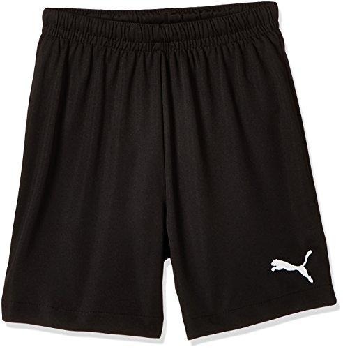 Puma Jungen Fußballshorts Velize, black, 140, 701895 03 Sport-bekleidung Für Kinder