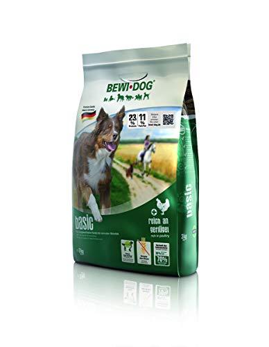 BEWI-DOG-Basic-Hundefutter-Trockenfutter-fr-Hunde-ohne-Weizen-Soja-80-tierisches-Eiwei-fr-groe-mittlere-Kleine-Rassen