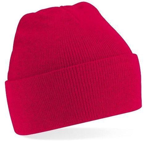 Beechfield Strickmütze, verschiedene Farben Rot