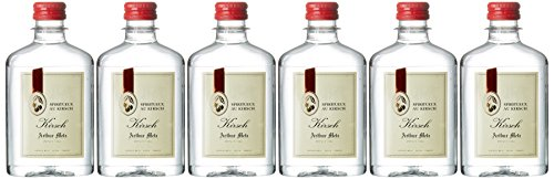 A.METZ KIRSCH Spirit Drink à Base de Kirsch 20 cl - Lot de 6