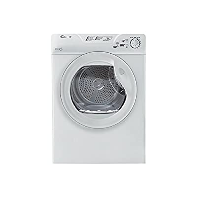 Candy GCV581NC 8kg Vented Freestanding Tumble Dryer White from Candy