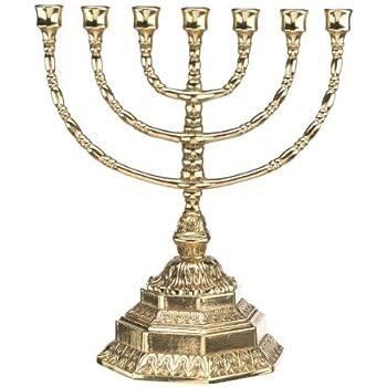 Siebenarmiger Leuchter Judentum
