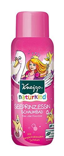 Kneipp Naturkind Schaumbad Seeprinzessin, 3er Pack(3 x 400 ml)