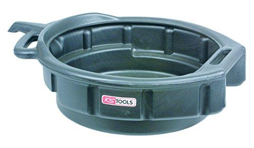 KS Tools 150.9360 - Bandeja de drenaje de aceite, 17L