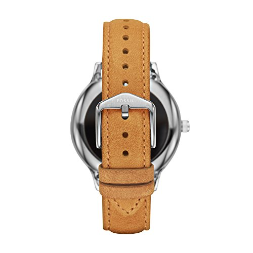 Fossil Venture Analog-Digital Black Dial Women's Watch-FTW6007