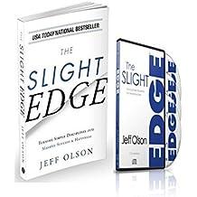 The Slight Edge - Offer Pack - Book & Audio CD set