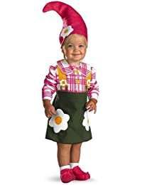 Disguise Flower Garden Gnome - Size: 12-18 months