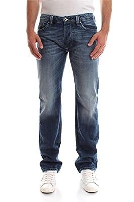 Diesel Men's Larkee L.32 Pantaloni Straight Jeans