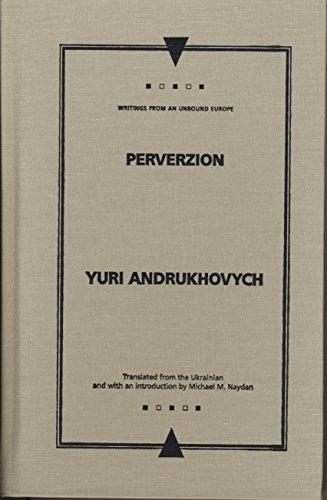 Book cover for Perverzion