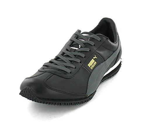 Schuhe Puma–Speeder Schwarz - Noir, blanc, gris foncé et or