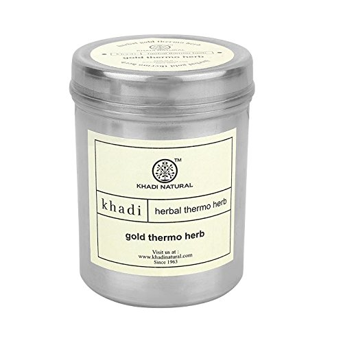 Khadi Gold Thermo Herb (Skin Tightning Face Pack ) 100Gms.