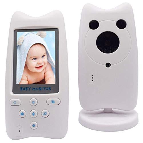 Meele Video Baby Monitor con cámara y visión Nocturna Audio Baby Monitor 2.4
