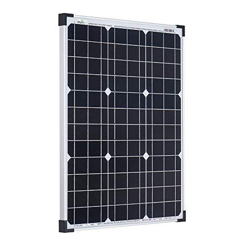 Offgridtec 50 Watt Solarmodul / Solarpanel / Solarzelle 12V, 3-01-001260