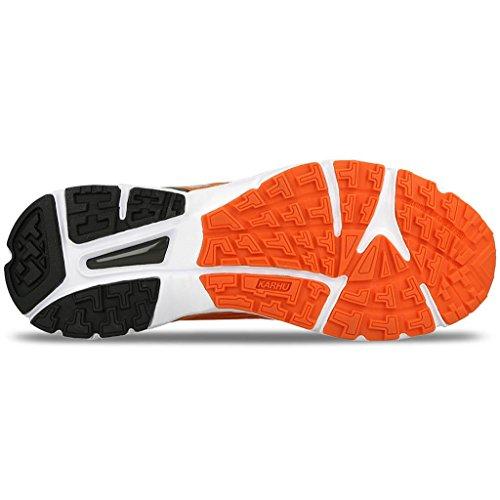 Karhu , Chaussures de course pour homme Orange Exuberance/DDGrey/Fade EXUBERANCE/DD GREY/FADE