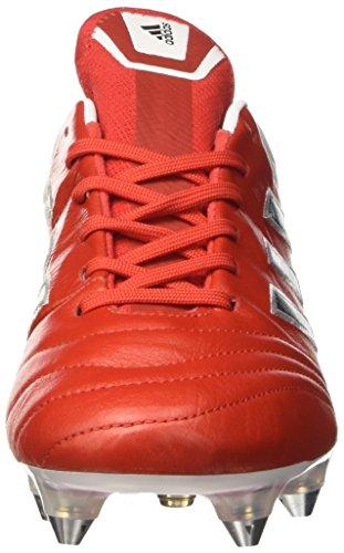adidas Copa 17.1 Sg, Scarpe da Calcio Uomo Rosso (Red/c Black/ftw White)