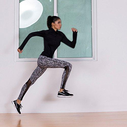 JIMMY DESIGN Damen Fitness Legging