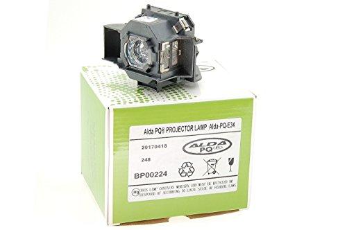 Alda pq premium lampada proiettore per epson emp emp emp