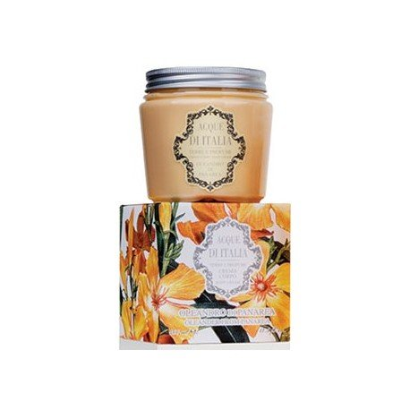 acque d'italia oleandro di panarea - crema corpo 400 ml