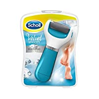 Scholl Velvet Smooth Electronic Foot File with Diamond Crystals