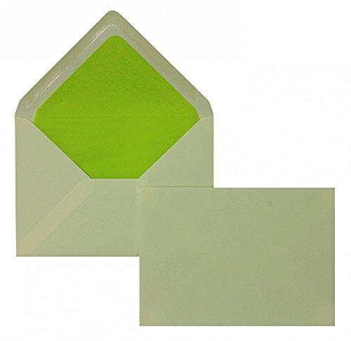 Briefhüllen | Premium | 114 x 162 mm (DIN C6) Weiß (100 Stück) Nassklebung | Briefhüllen, Kuverts, Couverts, Umschläge mit 2 Jahren Zufriedenheitsgarantie
