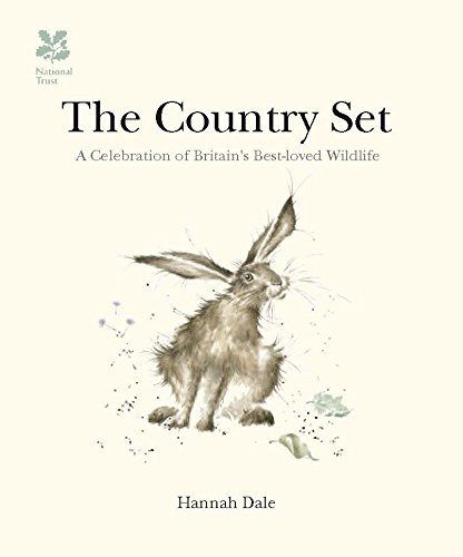 The Country Set: A Celebration of Britain's Best-loved Wildlife (National Trust Art & Illustration)