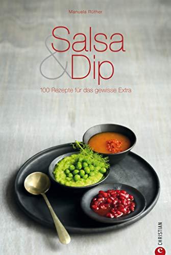 Ob zu Pasta, Gemüse oder Steak, die richtige Salsa rundet jedes Gericht ab - die besten Rezeptideen, von der Salsa, Sauce über Party-Dipps, Steak-Saucen ... bis hin zu Relish und Pesto (Cook & Style)