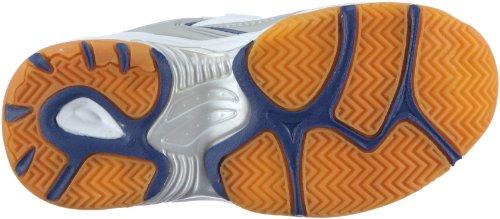 Ultrasport - Chaussures Multisports D'intérieur Pour Enfants Blanches (blanc / Bleu)