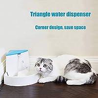 QWERTY Agua Potable Pet Circulación Automática 2,5 L Perro Gato Energía De Ahorro Energético