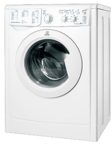 Indesit IWSC 61253 C ECO EU Libera installazione Carica frontale 6kg 1200Giri/min A+++ Bianco lavatrice