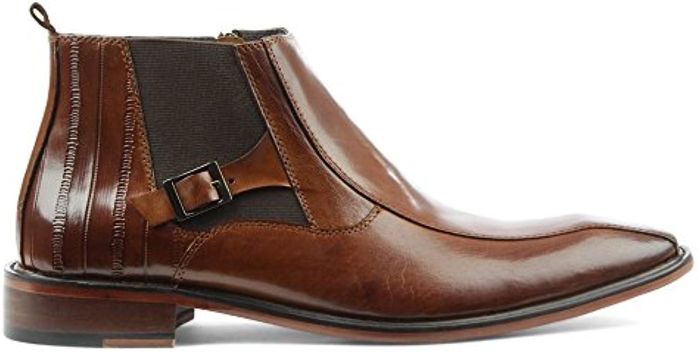 DANIEL Halstock Tan Leather Chelsea BootDANIEL Halstock Leather Chelsea Boot Billig und erschwinglich Im Verkauf