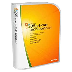 Microsoft Office Home & Student 2007