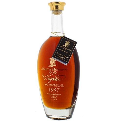 Cognac 1957 Albert de Montaubert XO Imperial 0,7 l