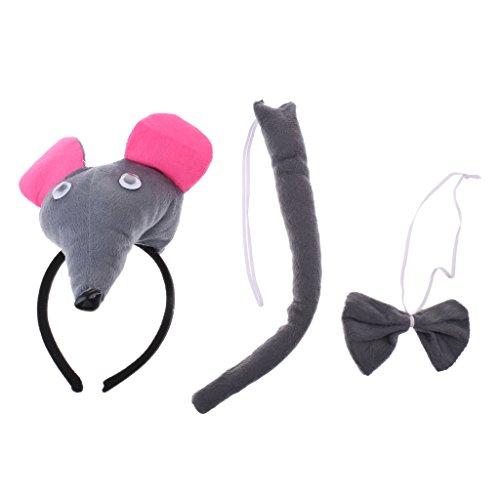 - Maus Kostüm Schwanz