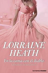 En la cama con el diablo par Lorraine Heath