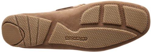 Rockport Stanton, Mocassins homme Marron (Vicuna)