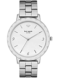 Kate Spade Analog White Dial Women's Watch-KSW1493