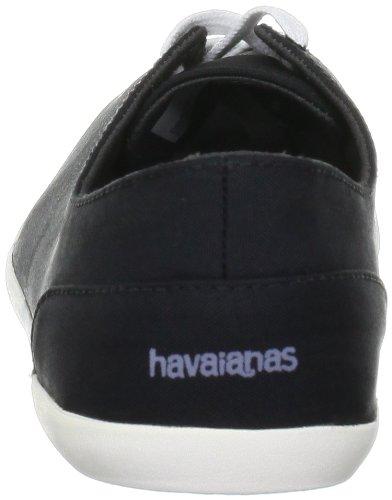 Havaianas Essentia, Baskets Femme Noir