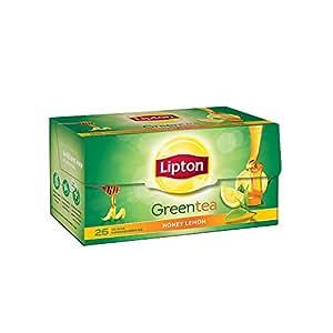 Lipton Green Tea Honey Lemon, 25 Tea Bags