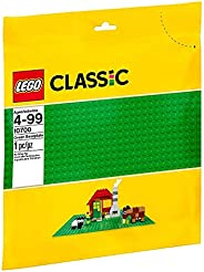 LEGO Classic Green Baseplate for age 4+ years old 10700