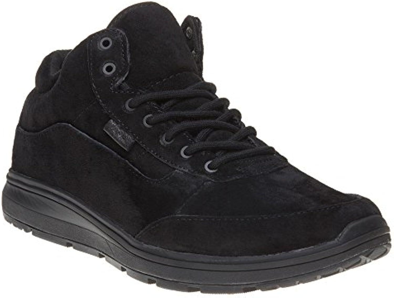 Vans Style 201 Hombre Zapatillas Negro