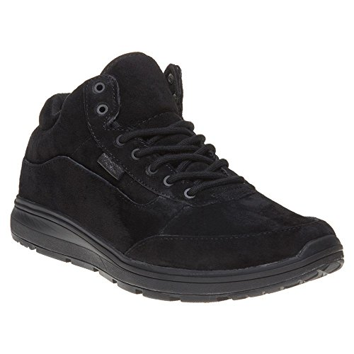 Vans Style 201 Hommes Sneaker Noir Noir