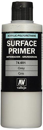 Vallejo Polyurethane - Primer Grey 200Ml - Val74601
