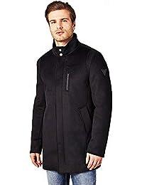 Amazon.fr   Guess - Manteaux et blousons   Homme   Vêtements f50630f8056