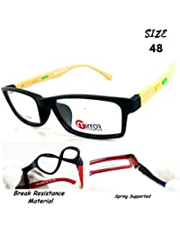3f906f34641 TR Brand Frame Zone - Nayan iCare new look branded rectangular   oval   cat  eye   spectacles frames for men  …