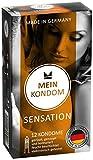 MEIN KONDOM Sensation preservativi - 12 pacco - Made in Germany